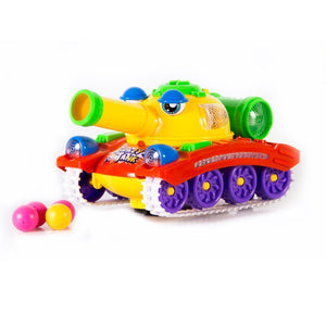 Crazy Tank Rotating Light Voice Bahria Stores by bahriastores in Electronic Toys