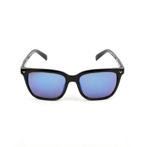 Glasses for Men - Blue - Stainless Steel Bahria Stores by Yng Empires in Men's Eyewear