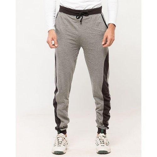 Aybeez Grey Cotton Trouser For Men Bahria Stores by Aybeez in Trousers & Pants
