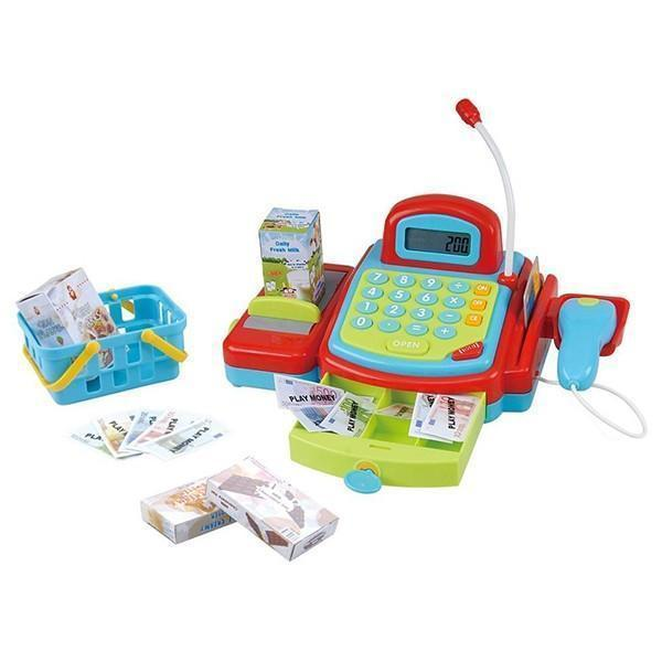 Playgo Electronic Scanning Cash Register