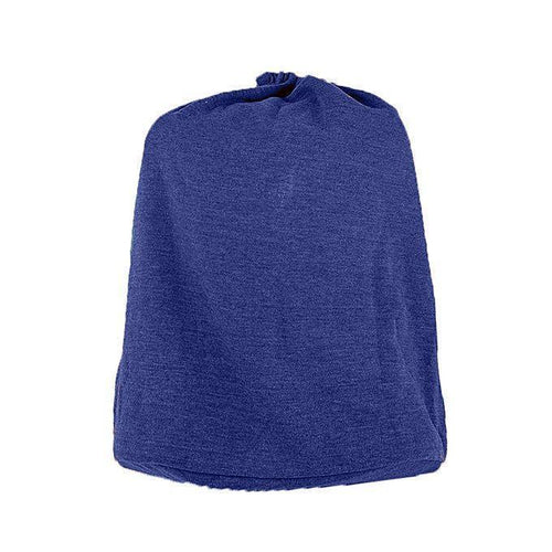 Purple Knitted Sack Bahria Stores by March Live in Men's Bags