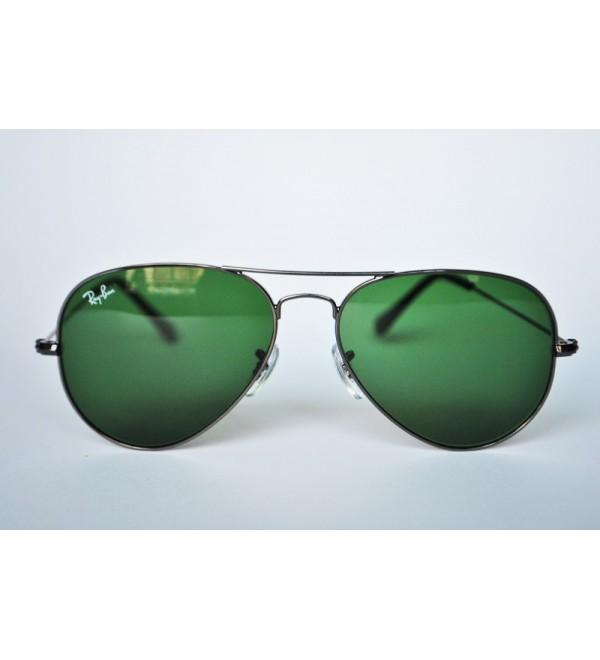 Ray Ban Aviator Large Metal RB 3024 004-58 (Diamond Hard) Sunglasses
