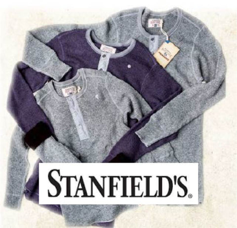 Stanfield's ~ Canadian Made Clothing