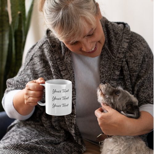 Personalized Mug for Mug with Model