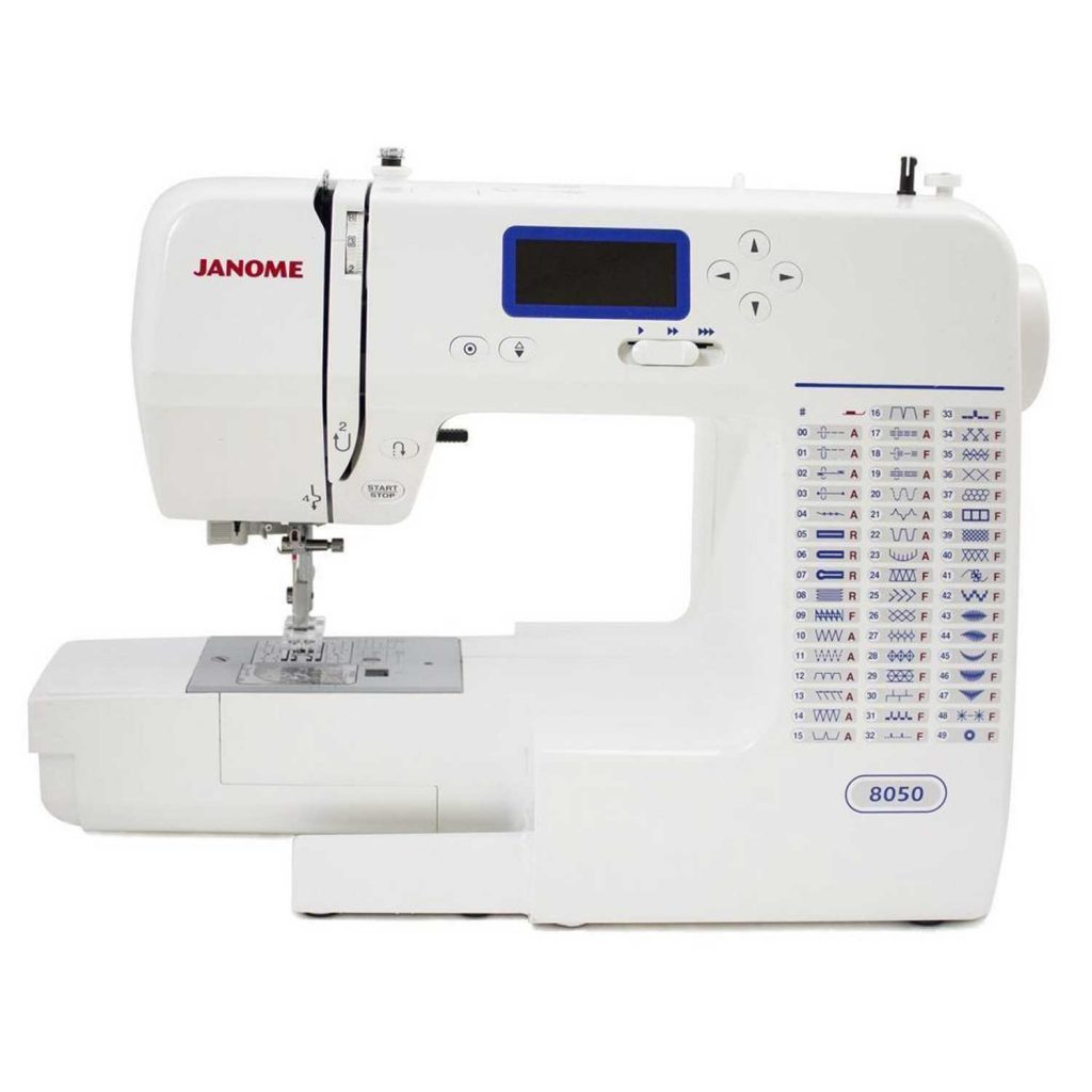 Janome 8050XL Computerized Sewing Machine in Dubai