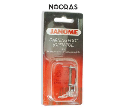 Janome Darning foot (open toe)
