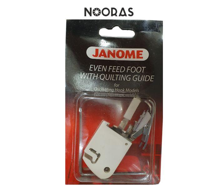 Janome Even feed foot
