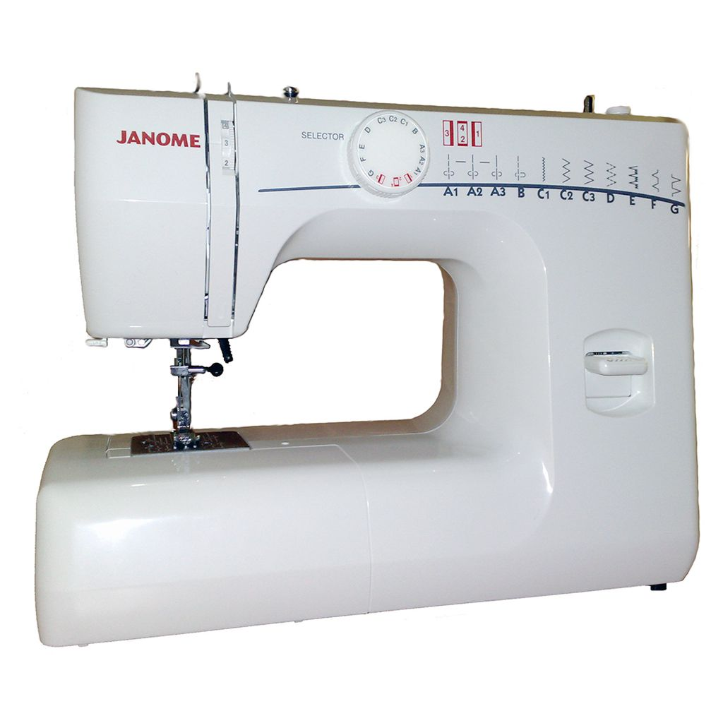 Janome RE1706 Sewing Machine