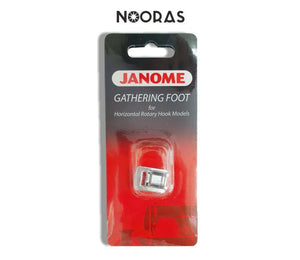 Janome gathering foot