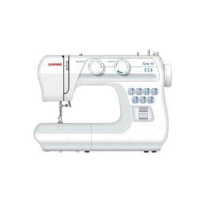 Janome Gray 12 Sewing Machine