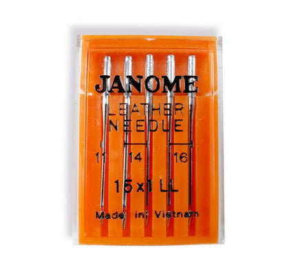 Janome Leather Sewing Machine Needle - Nooras.ae