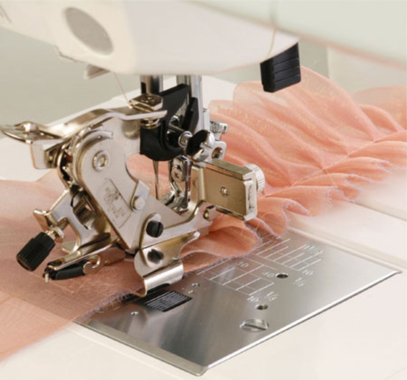 Janome Sewing Machine Ruffler Foot - Nooras.ae