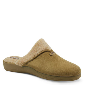 Devalverde 123 Beige Womens Slipper