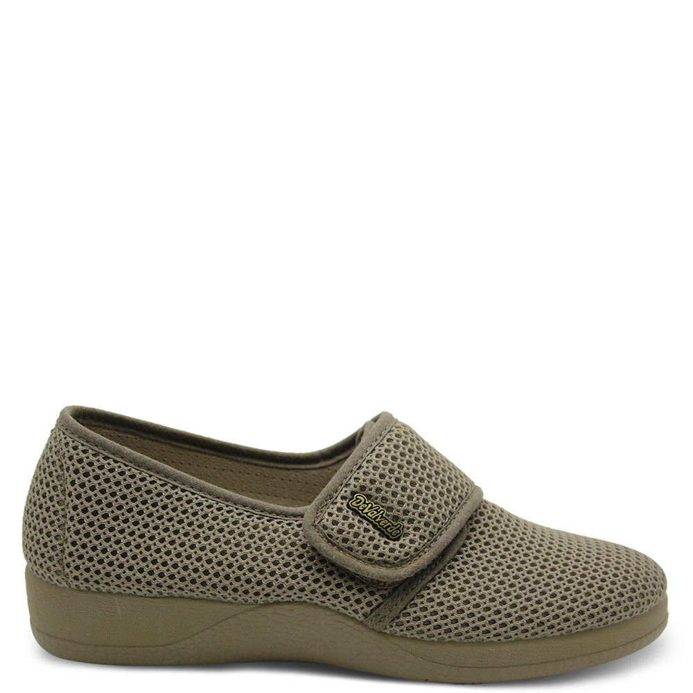 Devalverde 160 Taupe Women's Slipper