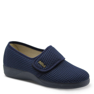 Devalverde 160 Navy Women's Slipper