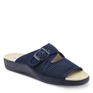 Devalverde 186 Womens Navy Slide