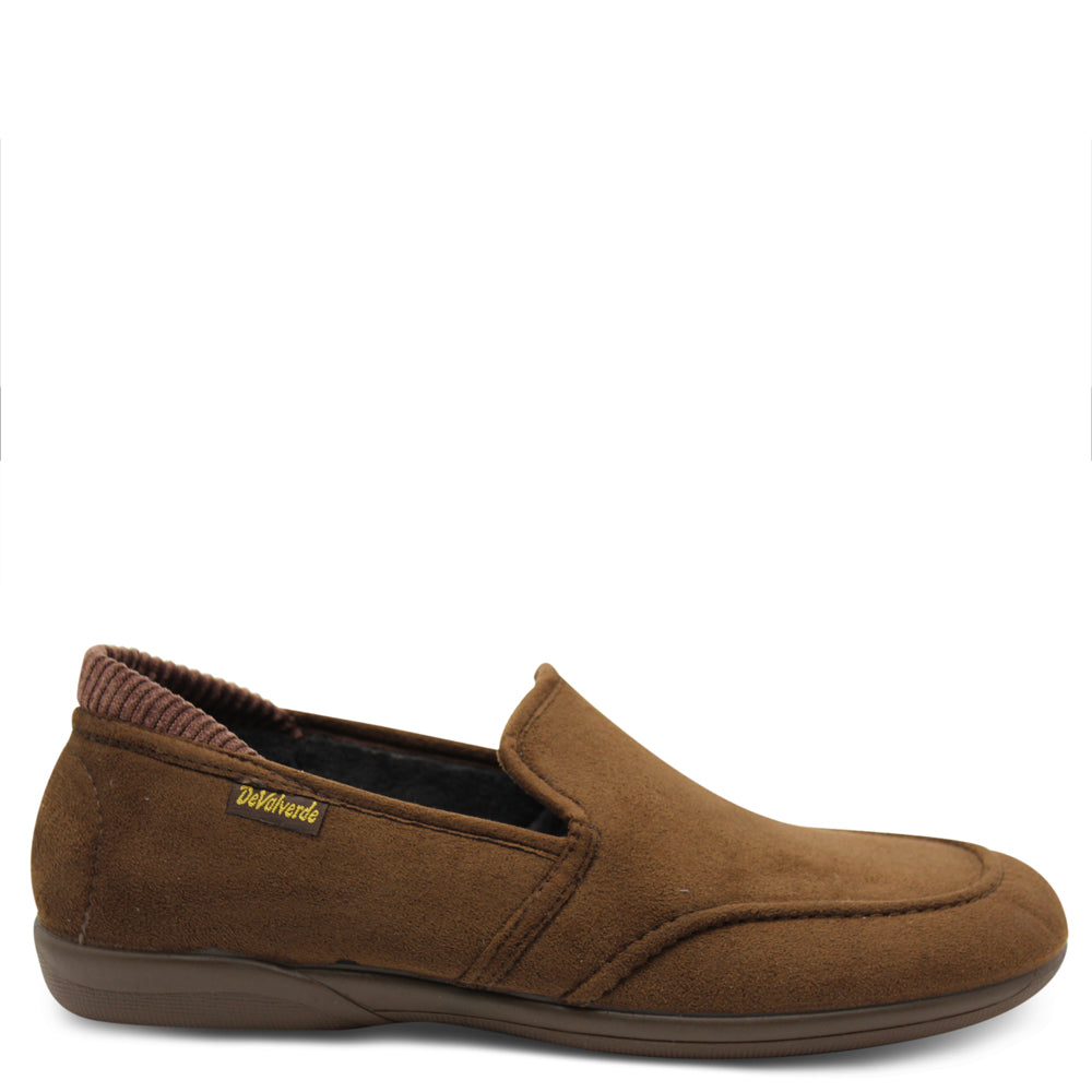 devalverde 3023 marron slipper