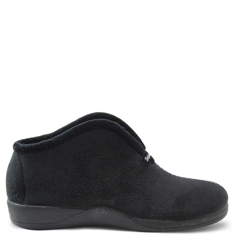 Devalverde 9709 Negro womens slipper