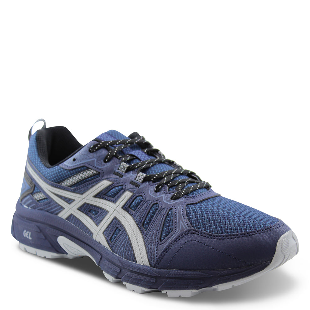 Asics Gel Venture 7 Navy/Grey Mens