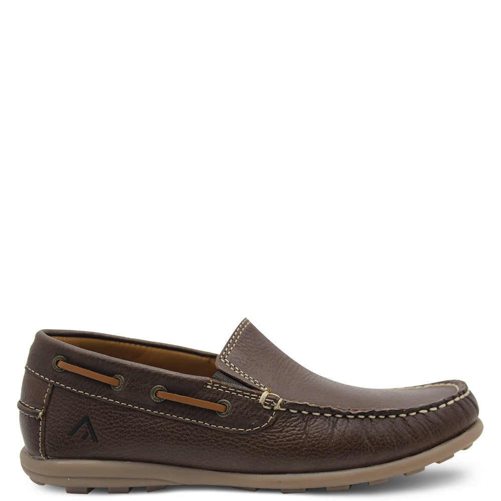 Colorado Rocana Mens Brown Moccasin