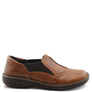 Cabello 761-27 Tan women's casual flat