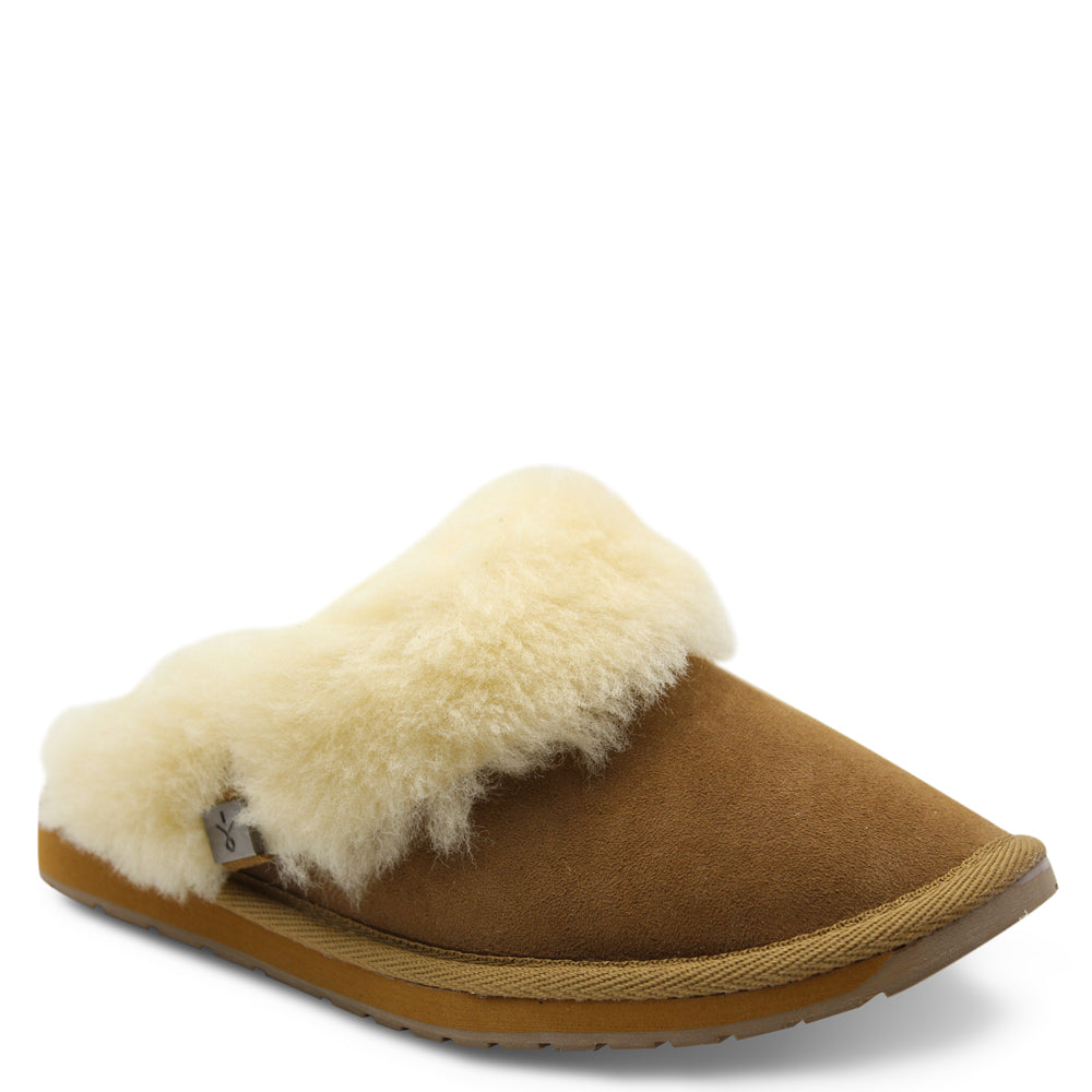 Emu Eden Chestnut Womens Slipper
