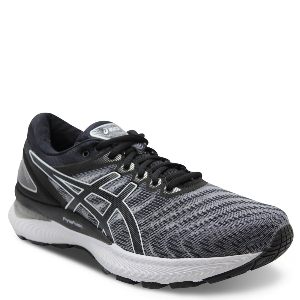 Gel Nimbus 22 Womens Black/white Runner