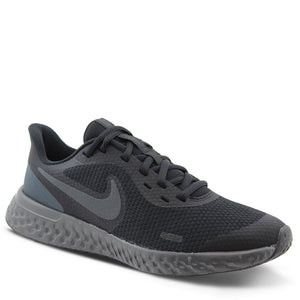 Nike Revolution 5 GS Black Runner