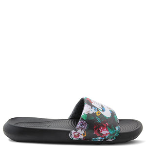 Nike Victori One Black Print Slide
