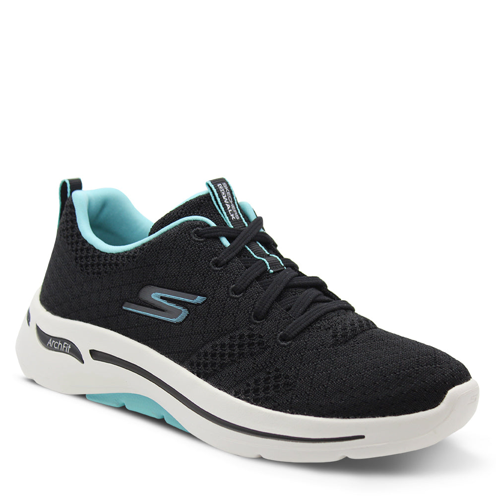 Skechers Unify Women's Black Sneaker