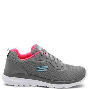 Skechers Bountiful Grey Women's Sneaker