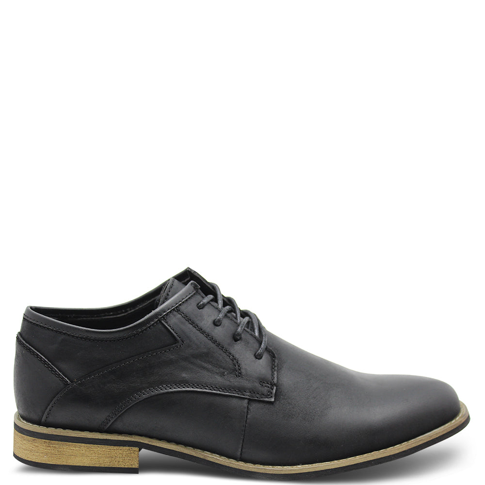 Byron Bay Slater Men's Black Lace Up