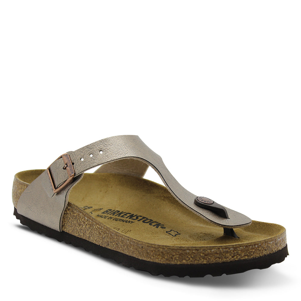 Birkenstock Gizeh Graceful Taupe Women's Thong
