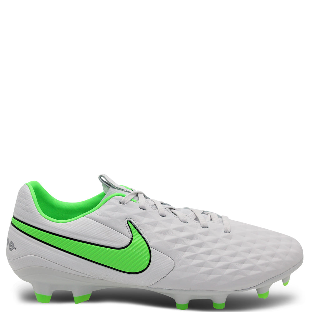 Nike Legend 8 Pro Men's White/Green Football Boot