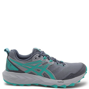 Asics Sonoma 6 Women's Grey/Green Trail Shoe