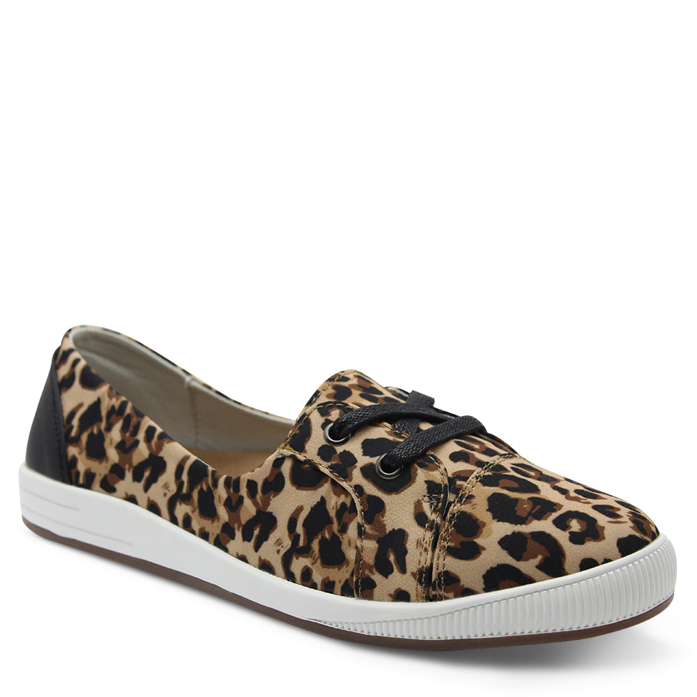 Footwear Tampa Women's Sneaker Animal Print
