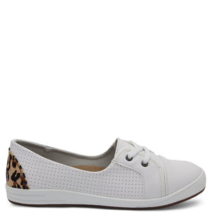 Bay Lane Footwear Tampa Women's Sneaker White