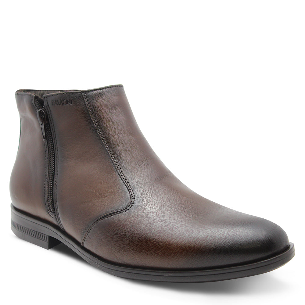 Ferracini March Men's Brown Dress Boot