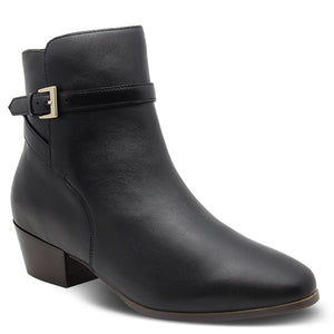 Frankie4 Isabelle Womens heel boot Black