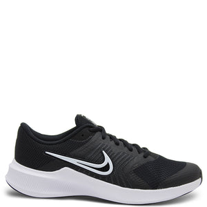 Nike Downshifter 11 Infants Running Sports Shoes Black/White