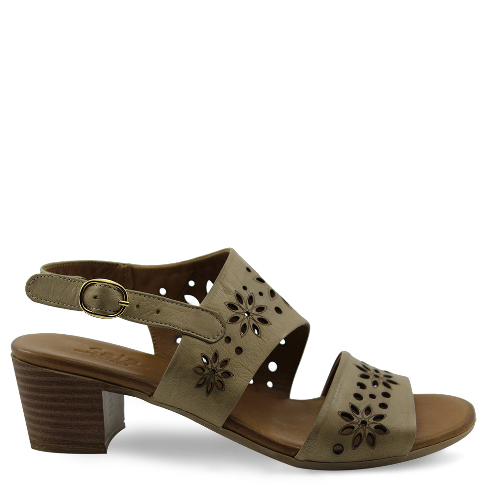 Sala Tumble Malt Womens sandal