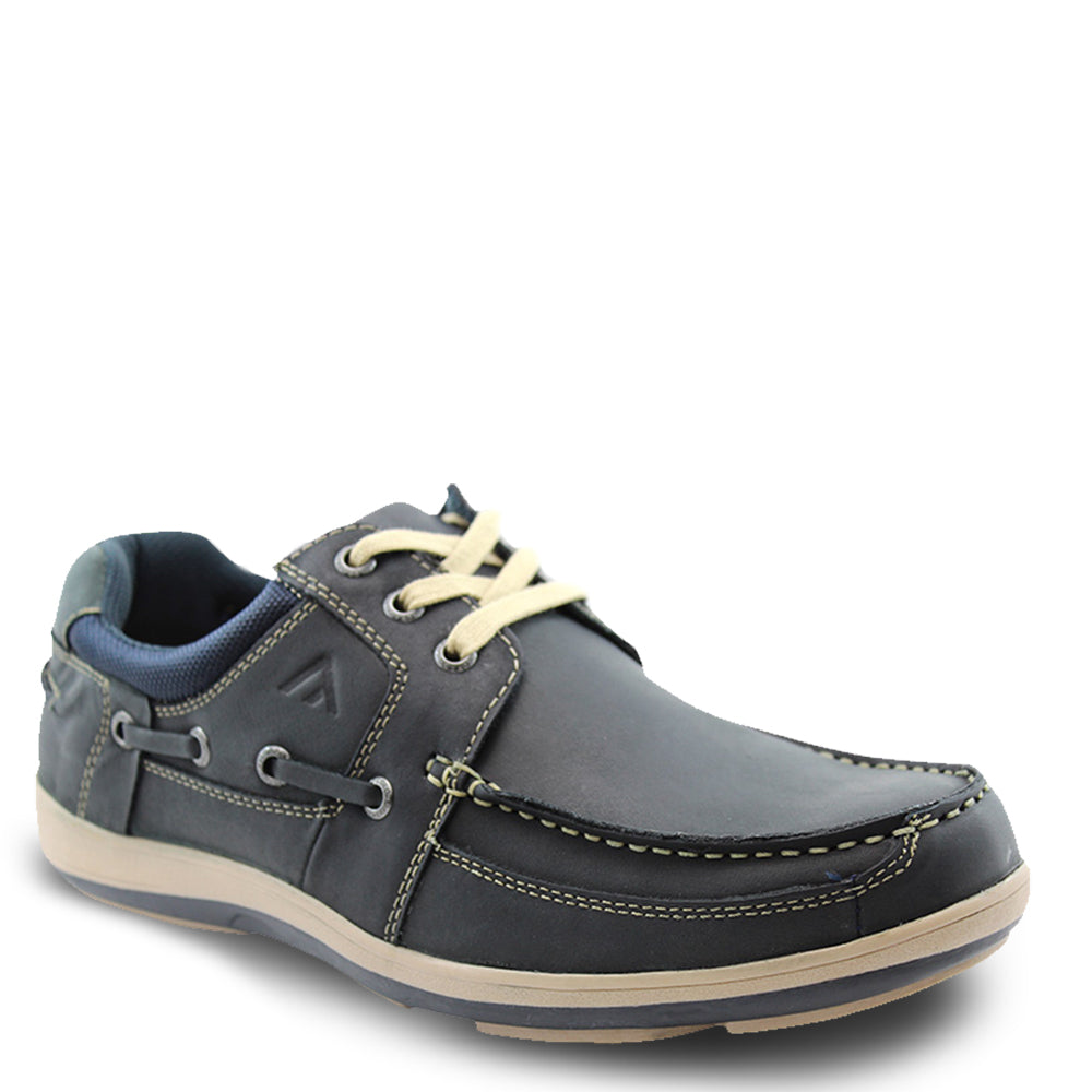 Colorado Spinnaker Navy Mens boat shoes
