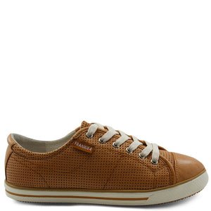 Frankie 4 Nat Tan Womens Sneaker
