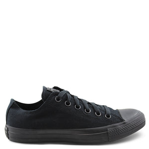 Converse All Star Lo Black Mono