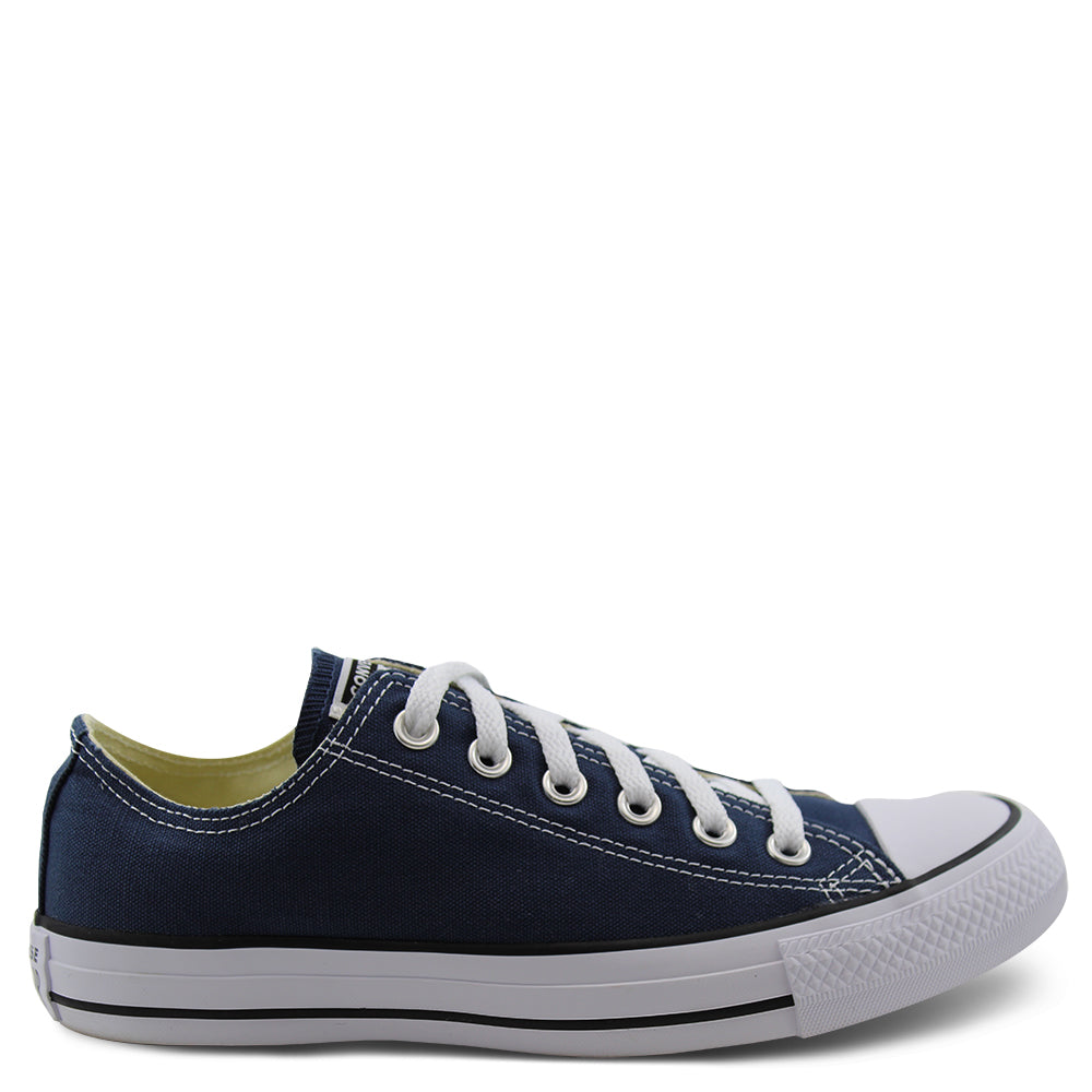 All Star Lo Canvas Navy Lace up