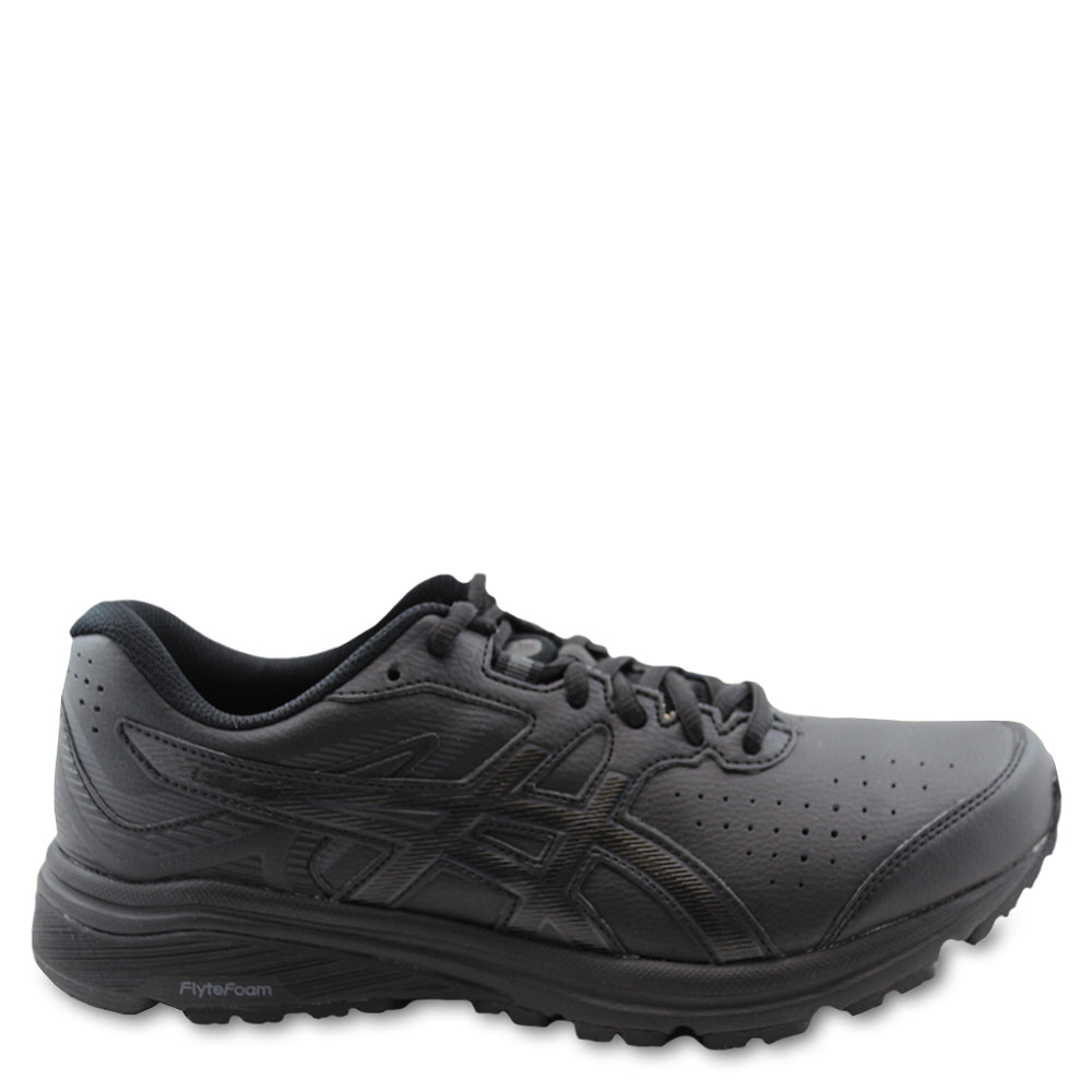 Asics GT1000 LE Mens black runner