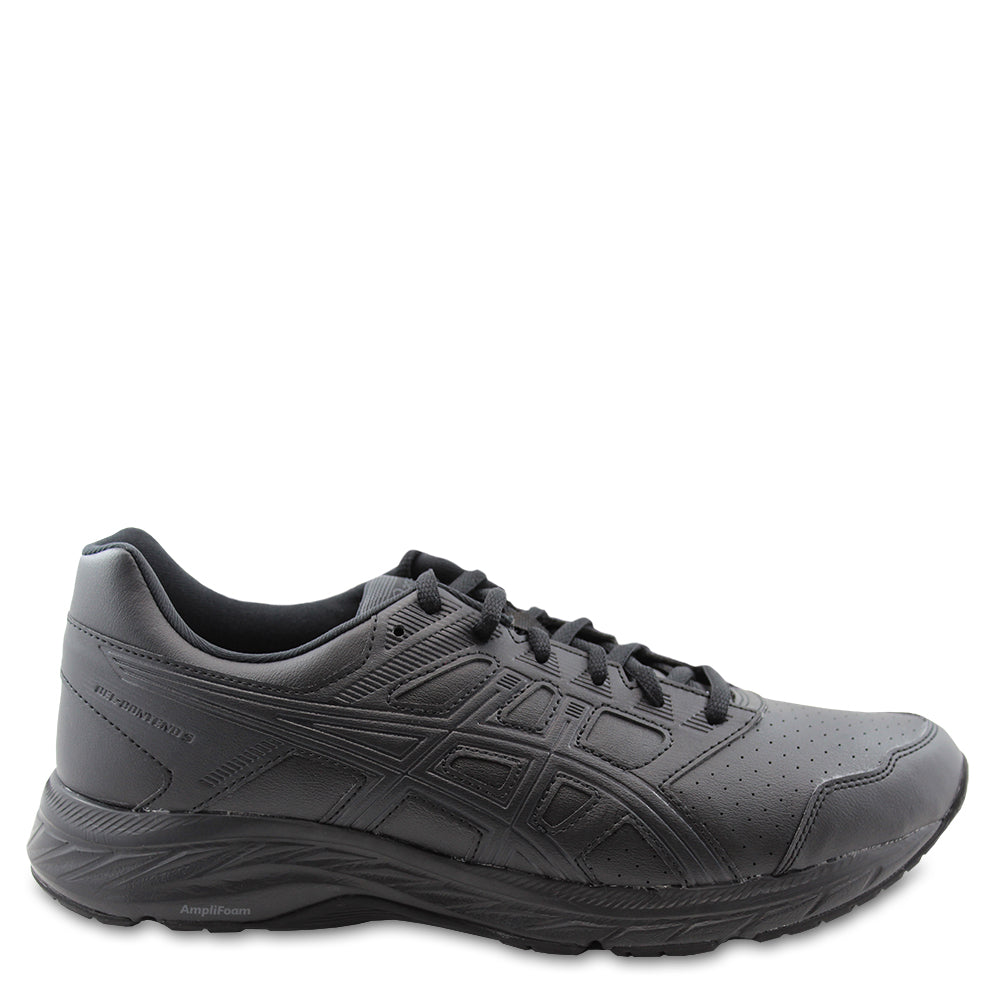 Asics Contend 5 SL GS Black Jogger
