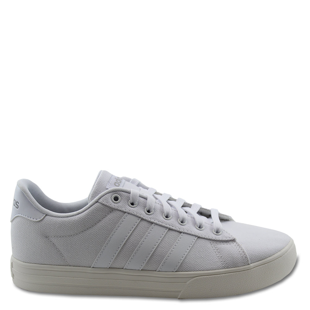 Adidas Daily White Mens Skate Shoe