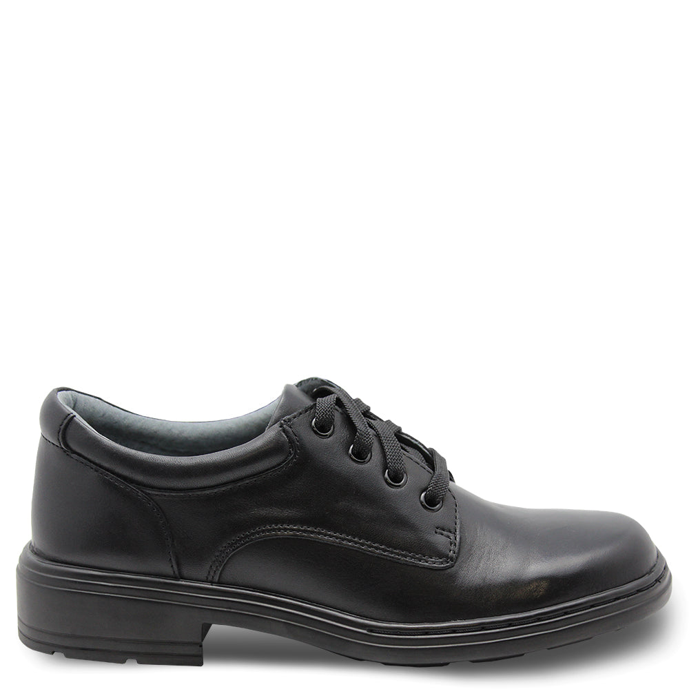 Clarks Infinity school shoes black