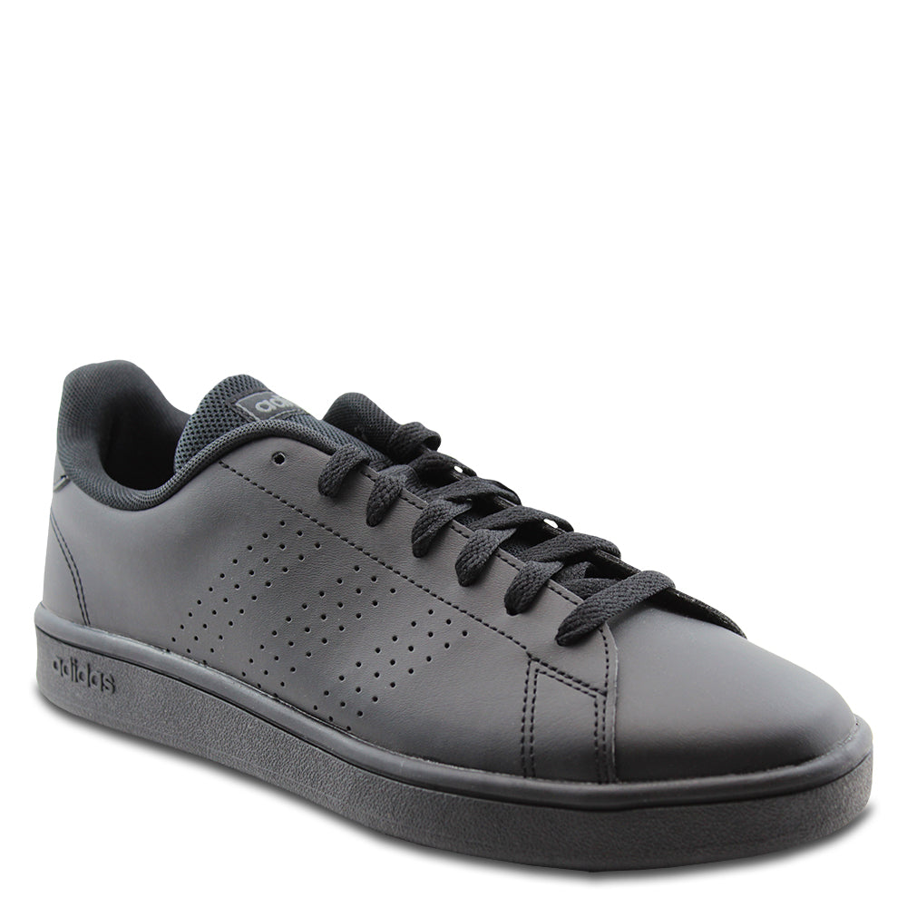 Adidas VS Advantage Black Mens Skate